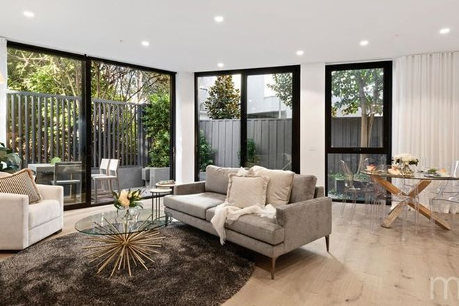 Picture of G02/508 Toorak Road, TOORAK VIC 3142
