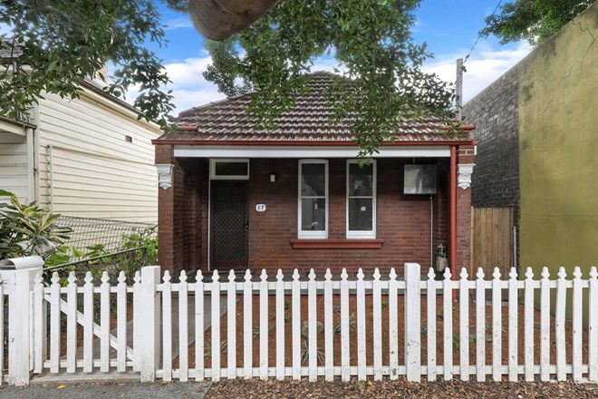 Picture of 17 Northwood Street, CAMPERDOWN NSW 2050