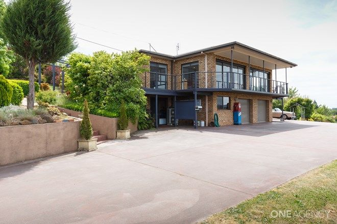 Picture of 1 Panorama Place, DELORAINE TAS 7304
