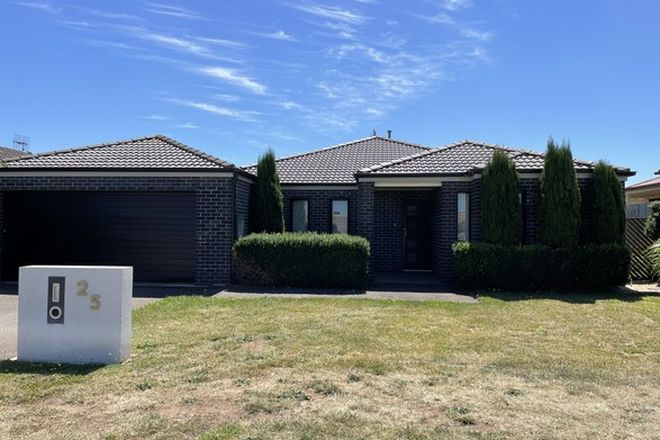Picture of 25 Huntingfield Drive, WARRNAMBOOL VIC 3280