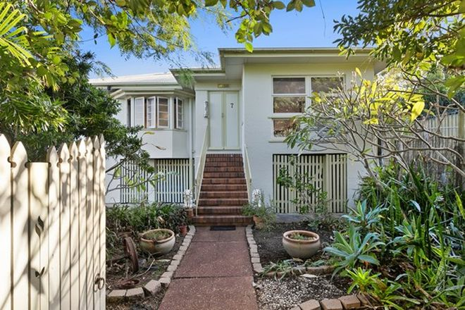 Picture of 7 Justin Street, HOLLAND PARK WEST QLD 4121