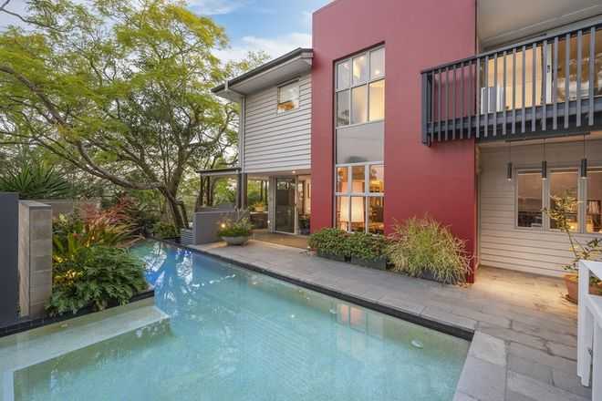 Picture of 37 Saint James Street, HIGHGATE HILL QLD 4101