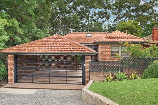 Picture of 2 Kariola Street, LANE COVE NSW 2066