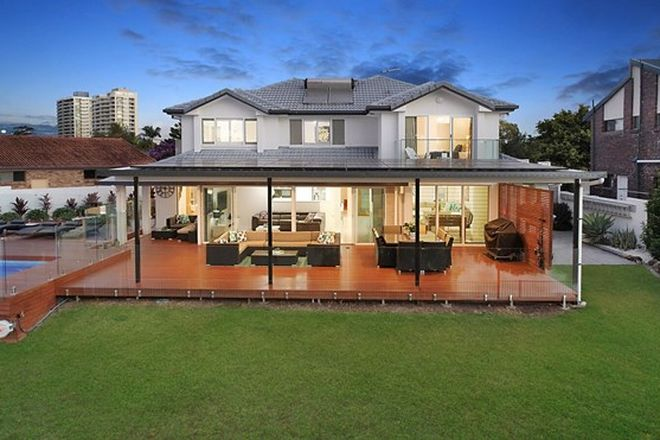 Picture of 24 Cocos Crescent, BROADBEACH WATERS QLD 4218