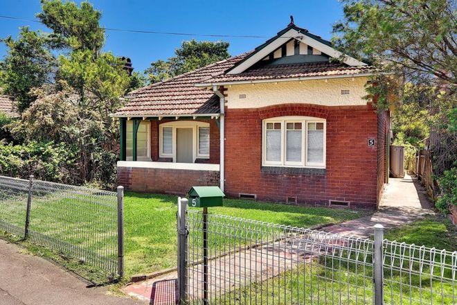 Picture of 5 Loftus Crescent, HOMEBUSH NSW 2140