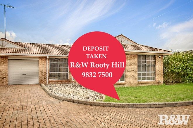 Picture of 2/25 Acropolis Avenue, ROOTY HILL NSW 2766