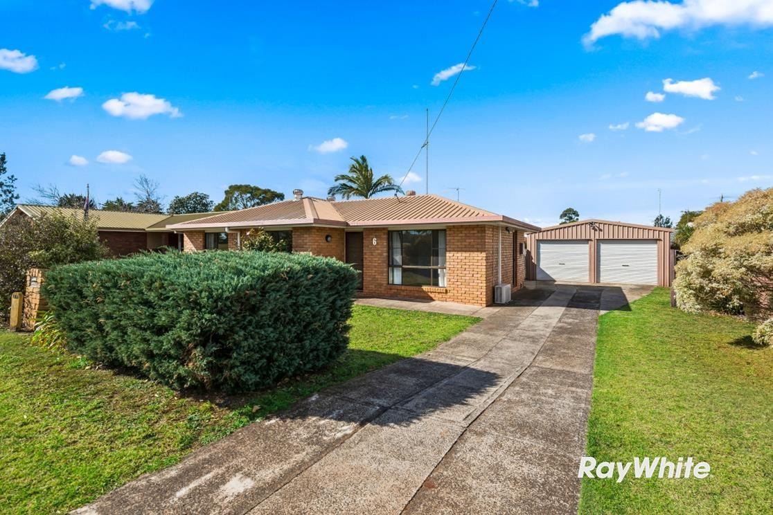 6 Mahogany Street, Newtown QLD 4350, Image 0
