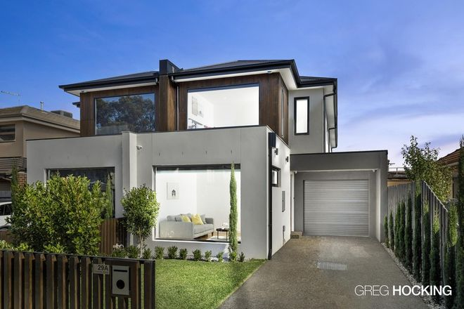 Picture of 29A Charlotte Street, NEWPORT VIC 3015