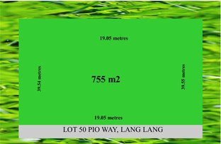 Picture of Lot/50 Pio Way, Lang Lang VIC 3984