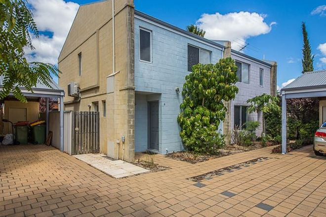 Picture of 6/4-6 Stanbury Crescent, MORLEY WA 6062
