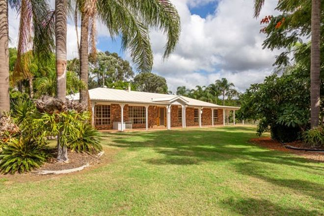 Picture of 1595 Flagstone Creek Road, UPPER FLAGSTONE QLD 4344