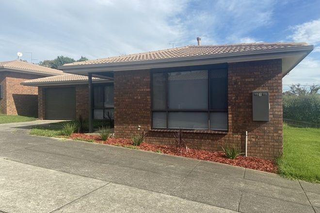 Picture of 1/12 Somerset Drive, WARRAGUL VIC 3820