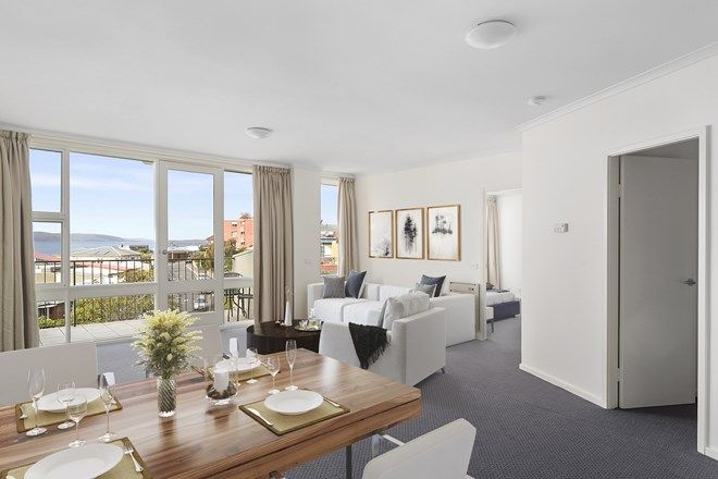 Picture of 9/20 Hampden Road, BATTERY POINT TAS 7004