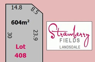 Lot 408 Landsdale Road, Landsdale WA 6065