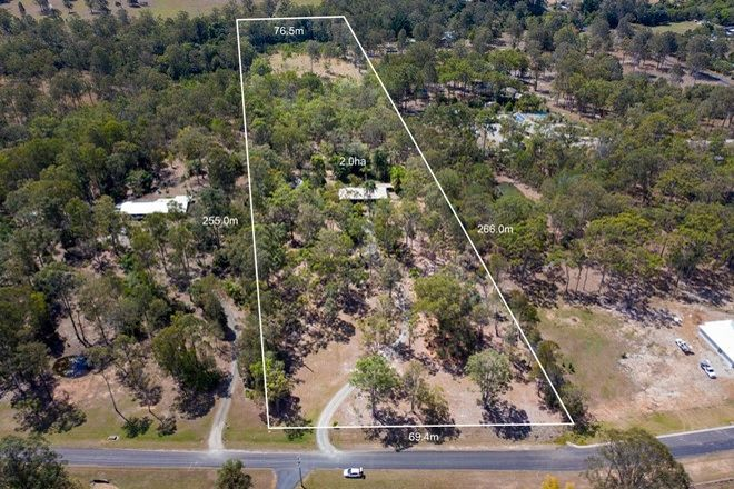 Picture of 126 Behrens Road, BELLMERE QLD 4510