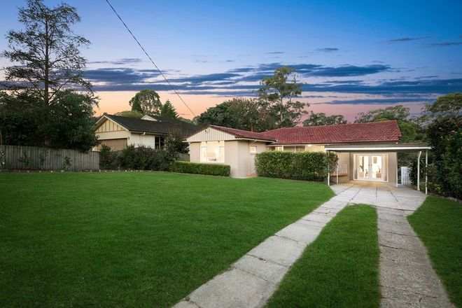 Picture of 38 Kissing Point Road, TURRAMURRA NSW 2074