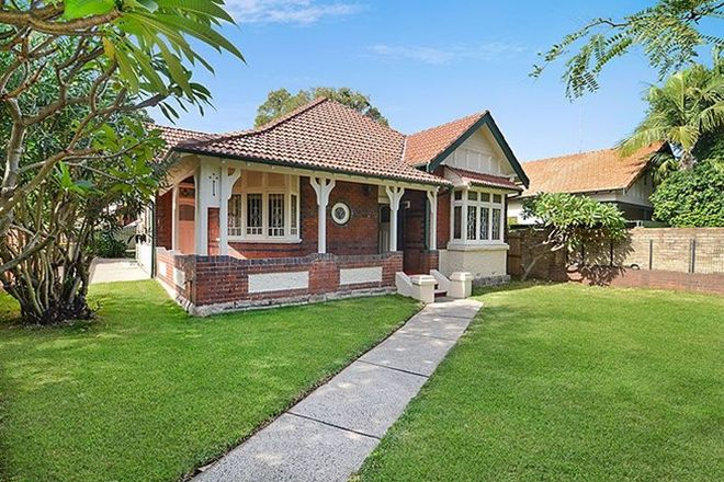 Picture of 81 Samuel Terry Avenue, KENSINGTON NSW 2033