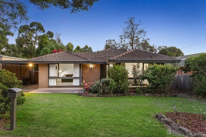 Picture of 15 Kitson Street, RINGWOOD VIC 3134