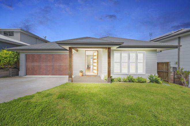 Picture of 11 Rockpool Road, CATHERINE HILL BAY NSW 2281