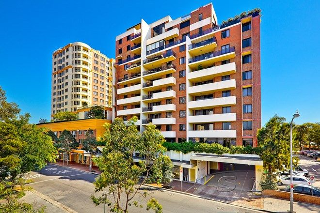 Picture of 904/7 Churchill Avenue, STRATHFIELD NSW 2135