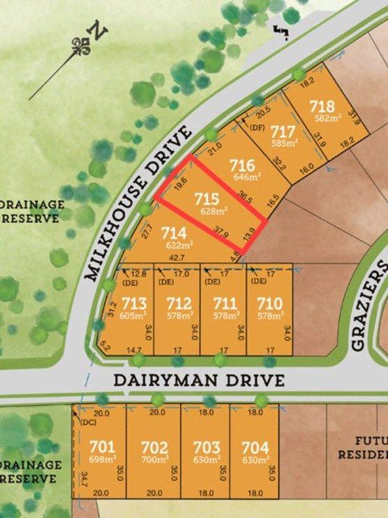 Lot 715 Milkhouse Drive, Raymond Terrace NSW 2324, Image 0