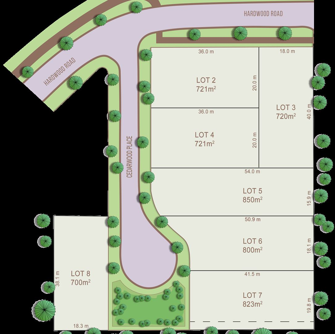 Lot 5 Cedarwood Place, Landsborough QLD 4550, Image 0