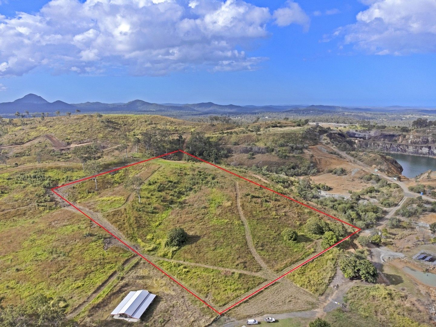 Lot 77 Harold Road, Mount Chalmers QLD 4702, Image 0