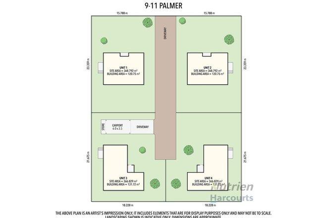 Picture of 9-11 Palmer Avenue, EUROA VIC 3666