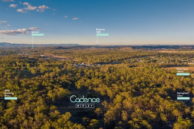 Picture of Lot 200 Jive Way, Cadence, RIPLEY QLD 4306