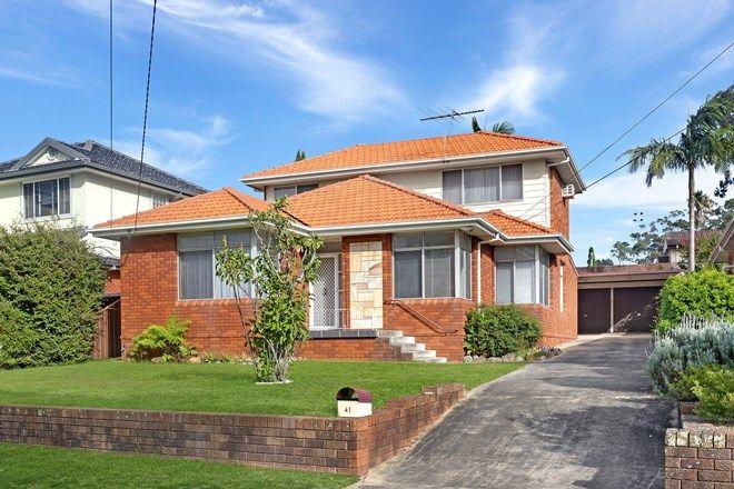 Picture of 41 Huntingdale Avenue, MIRANDA NSW 2228