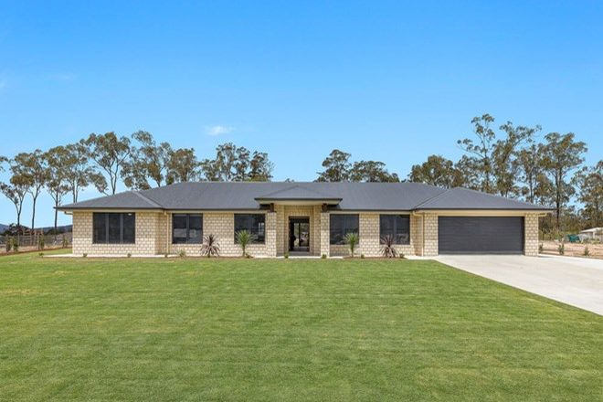 Picture of 7 Silverton Place, KENSINGTON GROVE QLD 4341