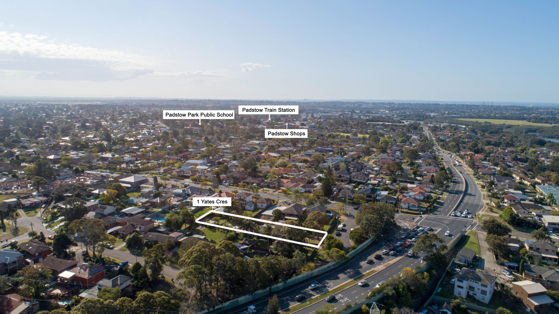 1 Yates Crescent, Padstow NSW 2211, Image 1