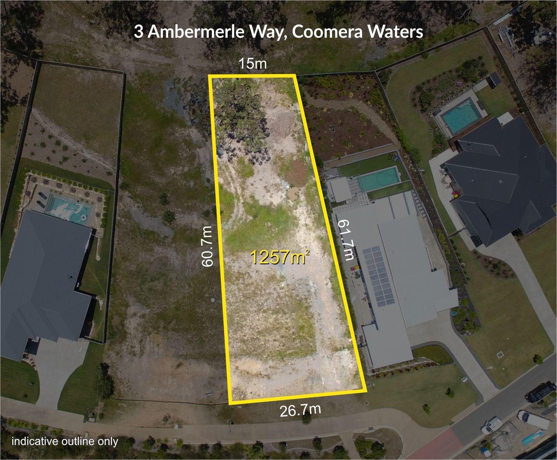 3 Ambermerle Way, Coomera Waters QLD 4209, Image 1