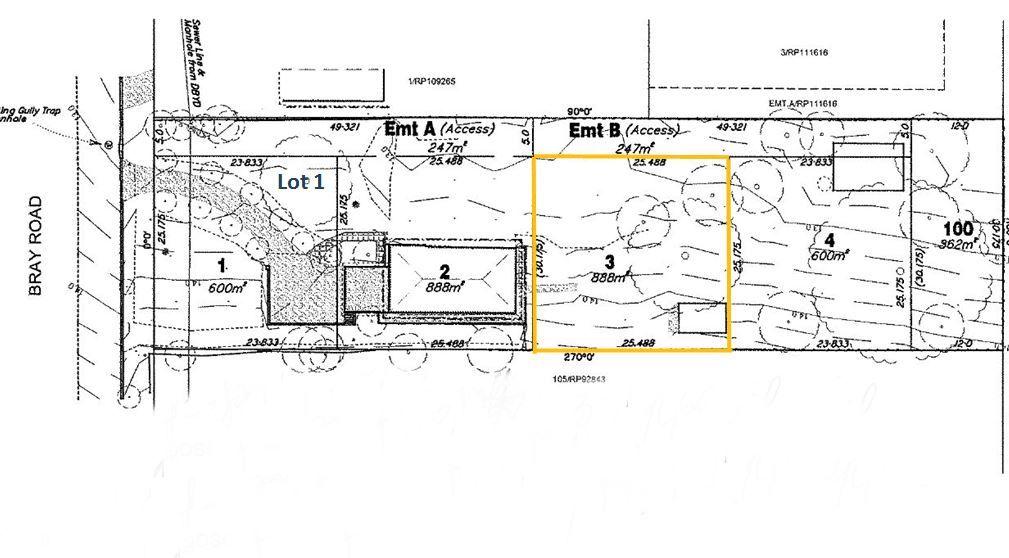 Lot 3 - 141 Bray Road, Lawnton QLD 4501, Image 0