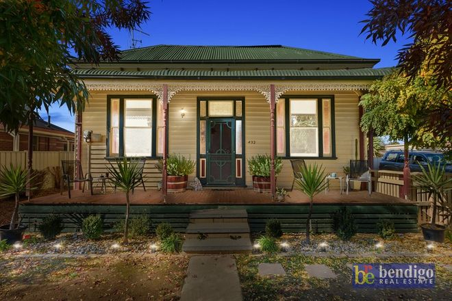 Picture of 432 Napier  Street, WHITE HILLS VIC 3550