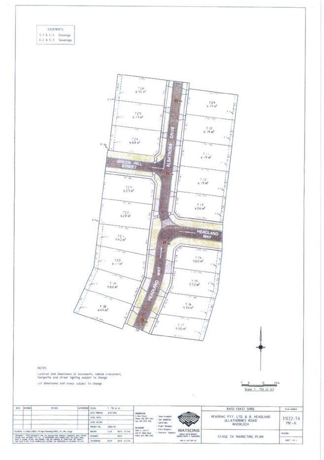 Lot 716 Ullathornes Road, Inverloch VIC 3996, Image 2