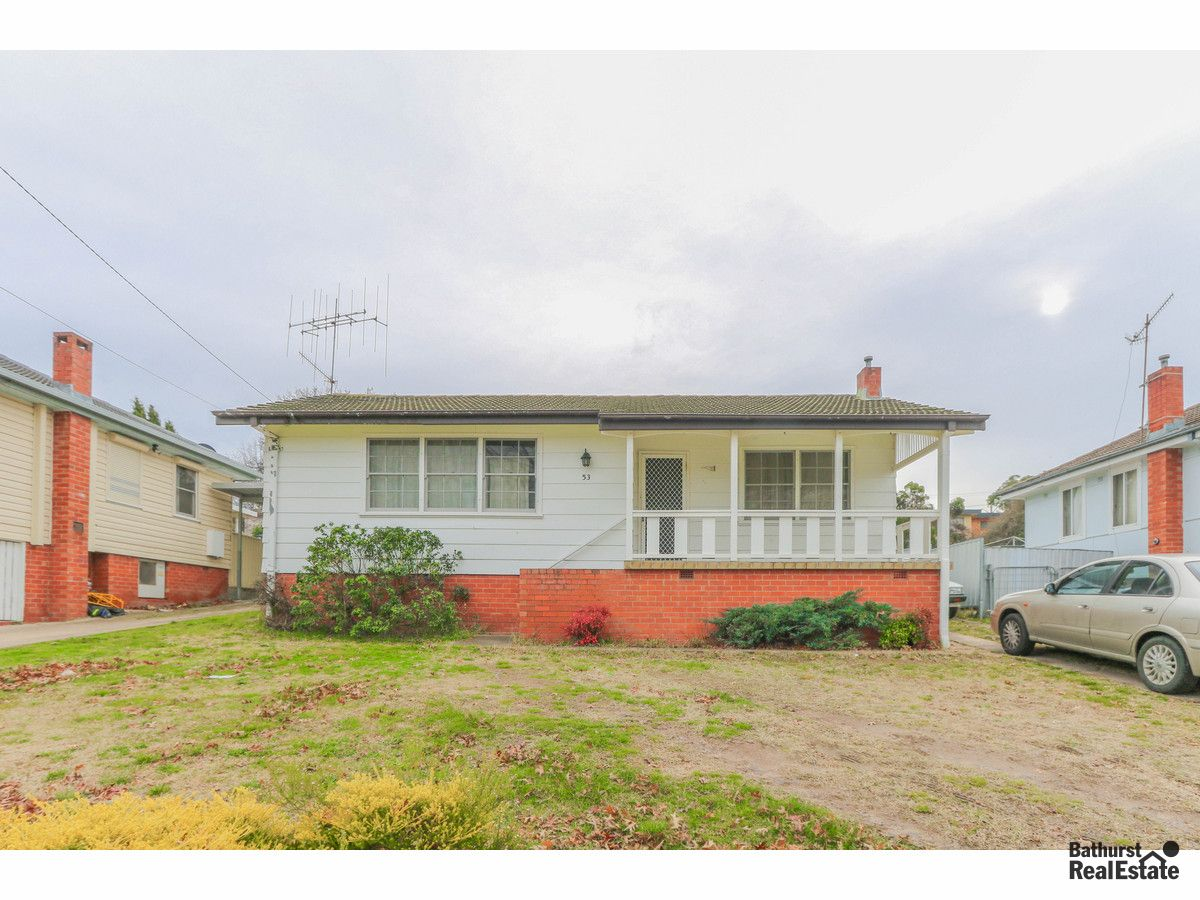 53 Hill Street, West Bathurst NSW 2795, Image 0