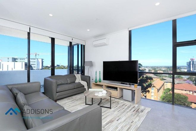 Picture of 807/420 Macquarie Street, LIVERPOOL NSW 2170