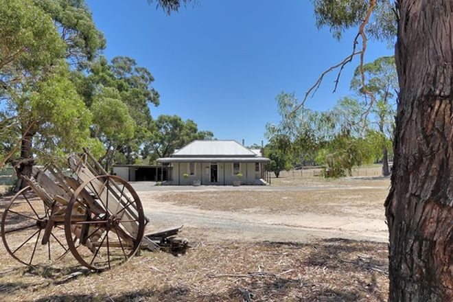 Picture of 160 Sago Hill Road, BUNKERS HILL VIC 3352