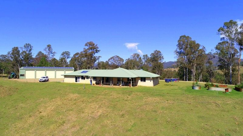 239 Cookes Road, Conondale QLD 4552, Image 2