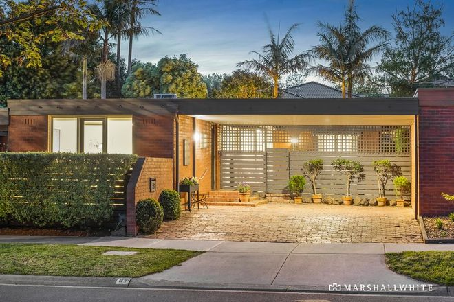 Picture of 81 Karma Avenue, MALVERN EAST VIC 3145