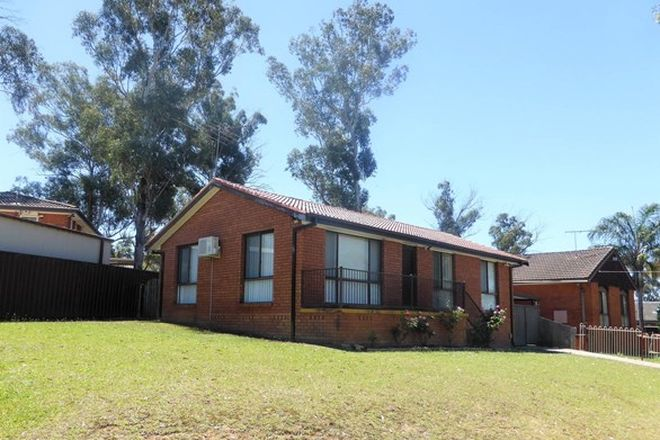 Picture of 15 Chestnut Cres, BIDWILL NSW 2770