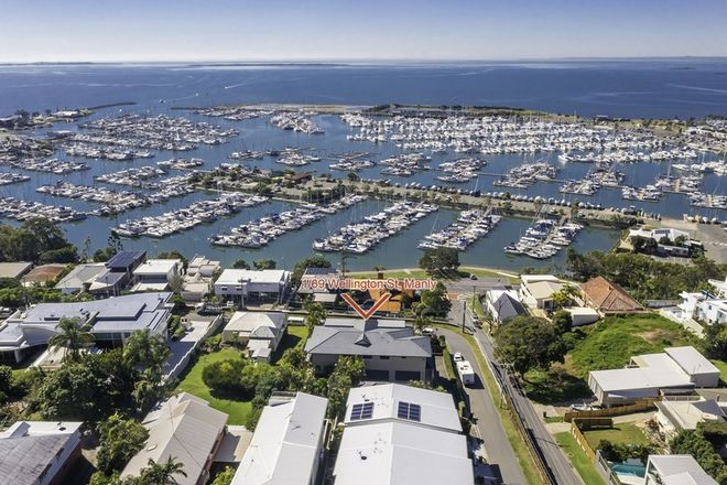 Picture of 1/69 Wellington Street, MANLY QLD 4179