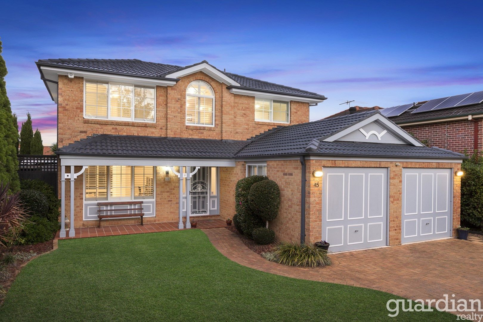 45 Ravensbourne Circuit, Dural NSW 2158, Image 0
