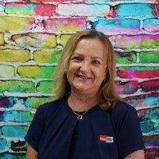 Lisa Smith, Sales representative
