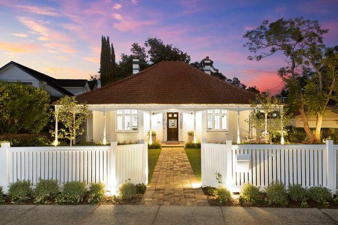 Picture of 25 Malton Road, BEECROFT NSW 2119
