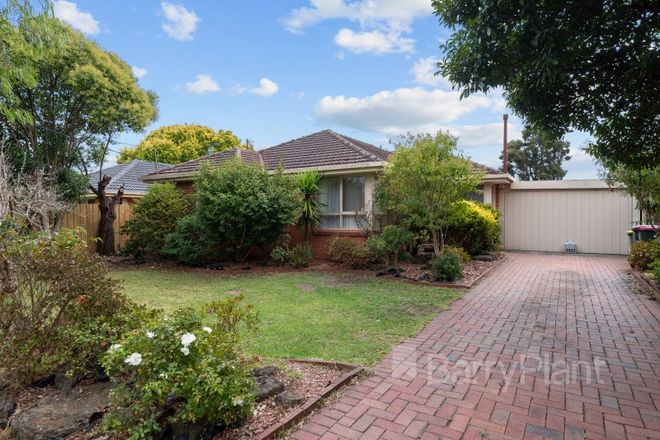 Picture of 7 Allanfield Crescent, WANTIRNA SOUTH VIC 3152