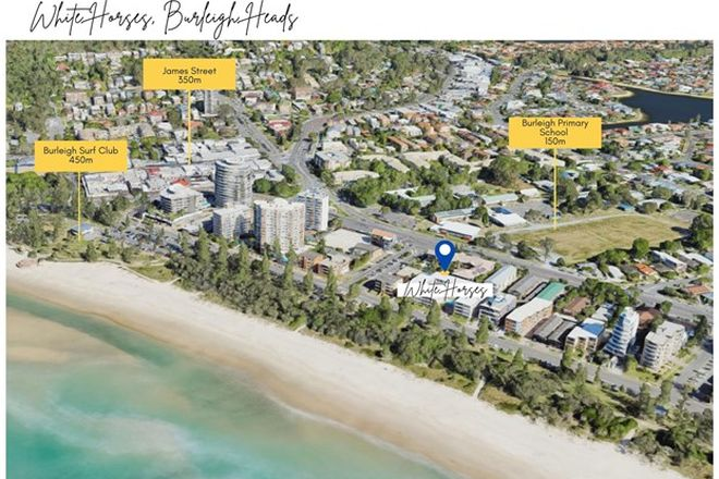 Picture of 50-60 The Esplanade, BURLEIGH HEADS QLD 4220