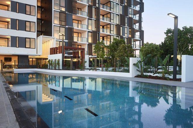 Picture of 20704/320 MacArthur Avenue, HAMILTON QLD 4007