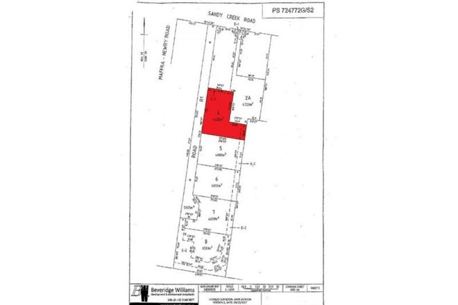 Picture of Lot 4 Sandy Creek Road, MAFFRA VIC 3860